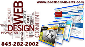 advertisement for http://www.brothers-in-arts.com