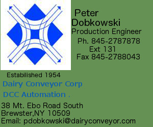 advertisement for http://www.dairyconveyor.com